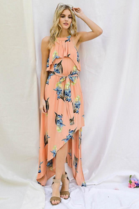 GEORGIA ON MY MIND MAXI DRESS