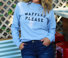 WAFFLES PLEASE TOP