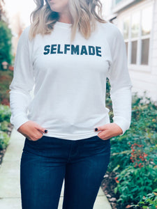 SELF MADE TERRY SWEATSHIRT
