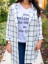 CHIC GIRL OVERSIZED BLAZER