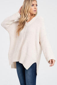 SNUGGLE UP SWEATER