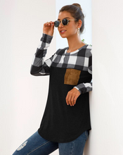 COZY CHIC POCKETED TOP