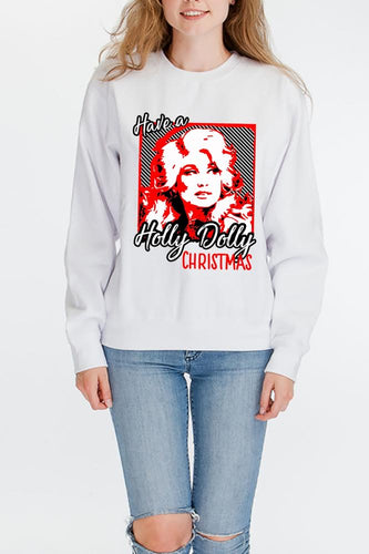 HOLLY DOLLY PULLOVER
