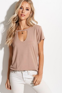 OLIVIA JANE CUT OUT TOP