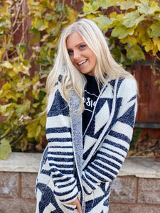 COZY UP WITH ME POCKETED CARDIGAN