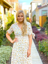 MADDY ROSE BUTTON DOWN DRESS