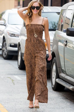 WALK ON THE WILD SIDE JUMPSUIT