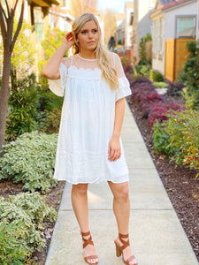 FAIRYTALE DREAM BOHO DRESS