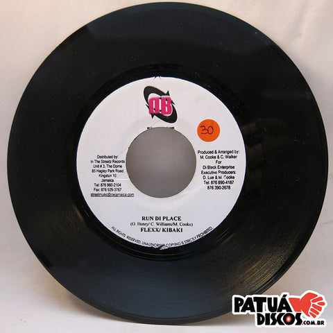 Munga / Flexx & Kibaki - Loud, Loud, Loud / Run Di Palace - 7""