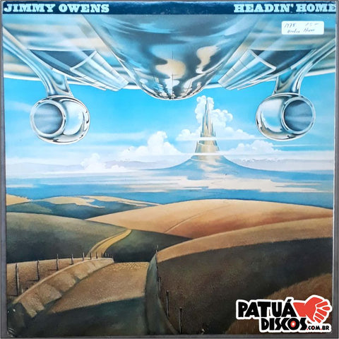 Jimmy Owens - Headin' Home