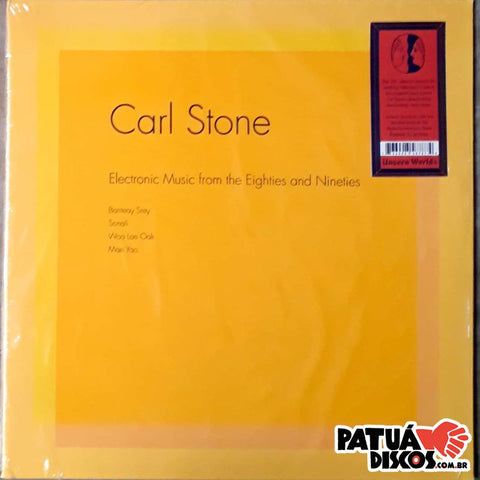 Carl Stone - Electronic Music From The Eighties And Nineties - LP