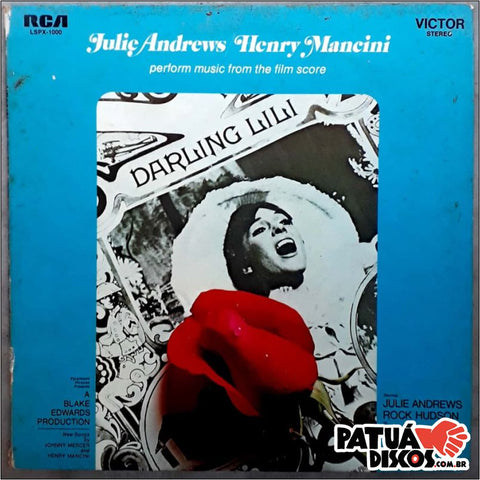 Julie Andrews, Henry Mancini - Perform Music From The Film Score Darling Lili
