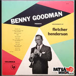 Benny Goodman - Fletcher Henderson Arrangements - LP