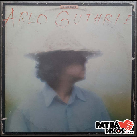 Arlo Guthrie With Shenandoah - One Night - LP