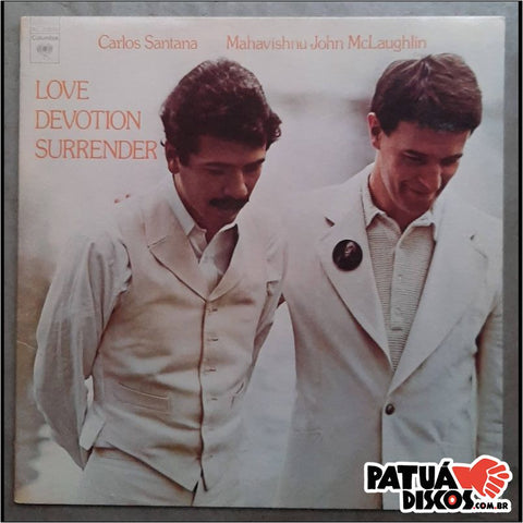 Carlos Santana & Mahavishnu John McLaughlin - Love Devotion Surrender