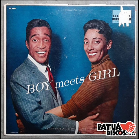 Sammy Davis Jr. And Carmen McRae - Boy Meets Girl