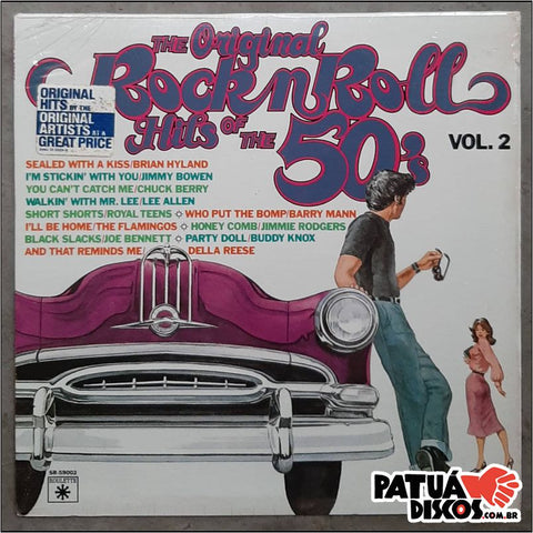 Vários Artistas - The Original Rock N' Roll Hits Of The 50's Vol. 02