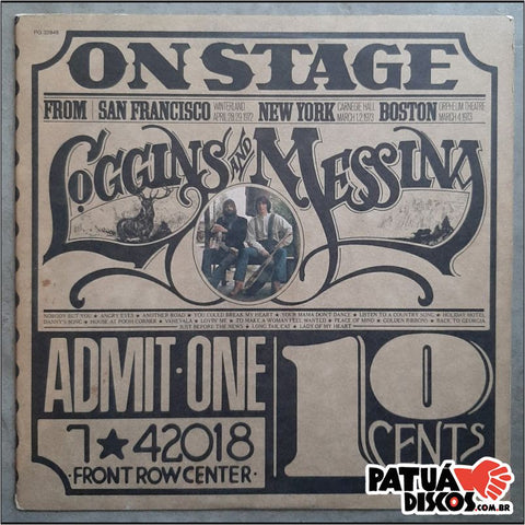 Loggins And Messina - On Stage