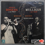"Shorty Rogers E Seus ""Giants"", Gerry Mulligan E Sua ""Tentette"" - Modern Souns / Sons Modernos"