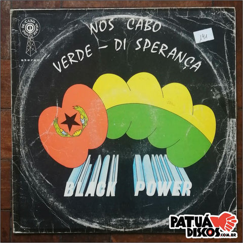 Black Power - Nos Cabo Verde Di Sperança - LP