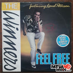 The Winners Featuring Lionel Peterson - Feel Free - LP