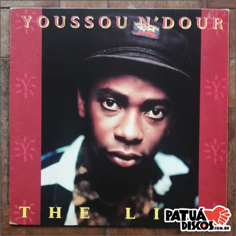 Youssou N'Dour - The lIon - LP