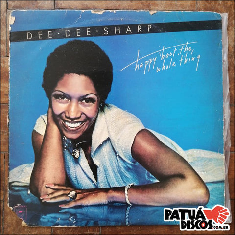 Dee Dee Sharp - Happy 'Bout The Whole Thing - LP