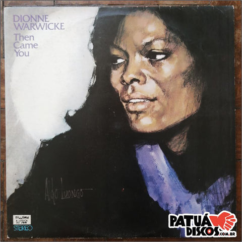 Dionne Warwicke - Then Came You - LP