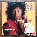 Rick James Featuring Roxanne Shante And Big Daddy Kane - Loosey's Rap - 12""