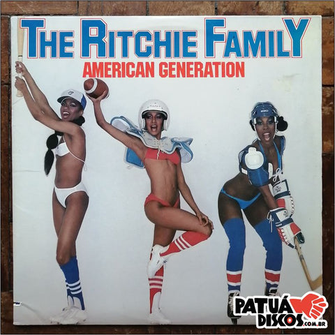 The Ritchie Family - American Generation - LP