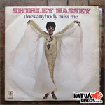 Shirley Bassey - Does Anybody Miss Me - LP