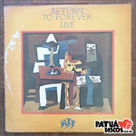Return To Forever - Live - LP