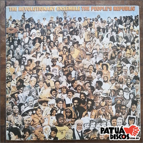 The Revolutionary Ensemble - The People's Republic - LP