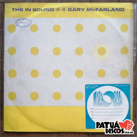 Gary McFarland - The In Sound - LP