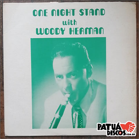 Woody Herman - One Night Stand With Woody Herman - LP