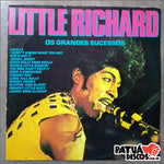 Little Richard - Os Grandes Sucessos de Little Richard - LP