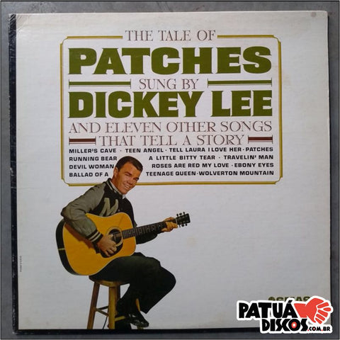 Dickey Lee - The Tale Of Patches - LP
