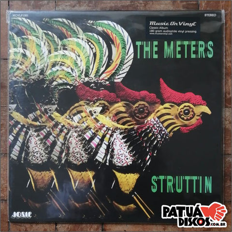 The Meters - Struttin' - LP