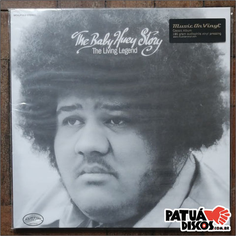 Baby Huey - The Baby Huey Story - The Living Legend - LP