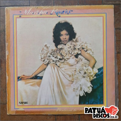 Martha Reeves - Martha Reeves - LP