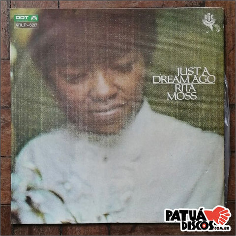 Rita Moss - Just A Dream Ago - LP