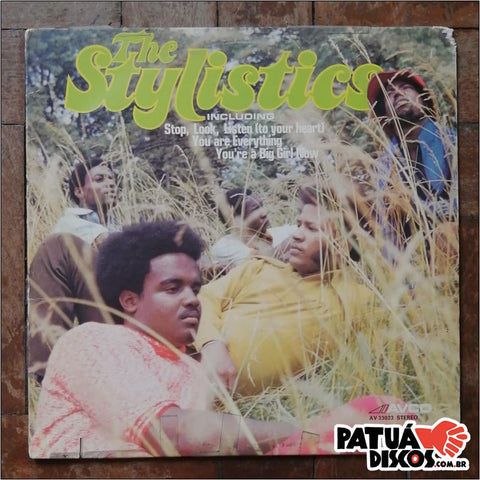 The Stylistics - The Stylistics - LP