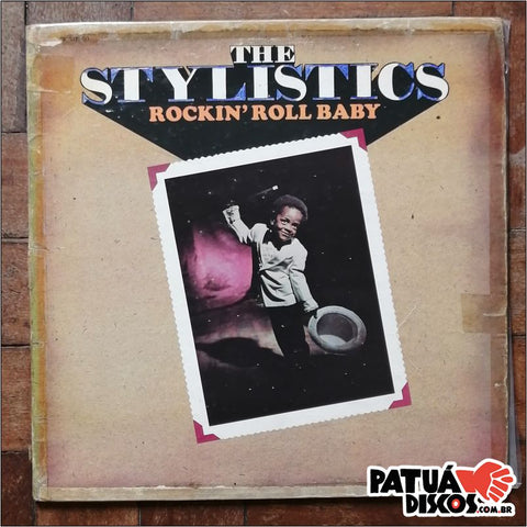 The Stylistics - Rockin' Roll Baby - LP