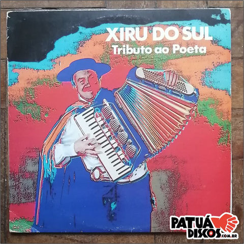 Xiru Do Sul - Tributo Ao Poeta - LP
