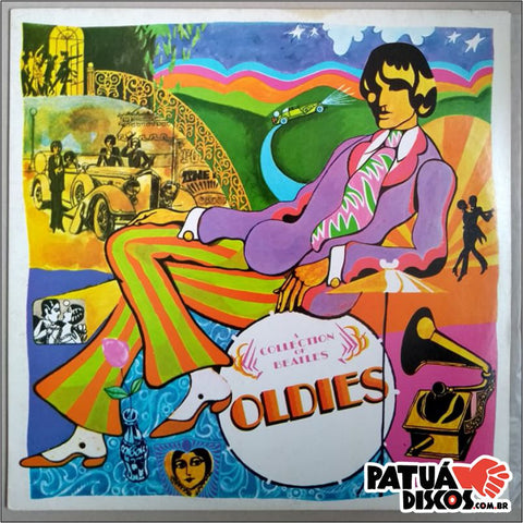 The Beatles - A Collection Of Beatles Oldies - LP