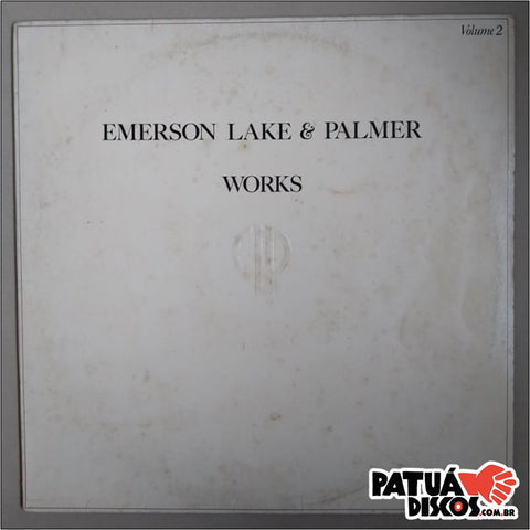 Emerson Lake & Palmer - Works Vol. 2 - LP