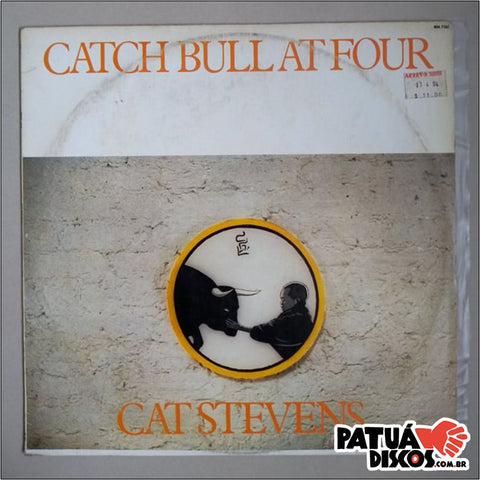 Cat Stevens - Catch Bull At Four - LP