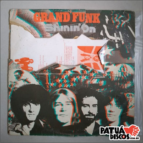 Grand Funk - Shinin'On - LP