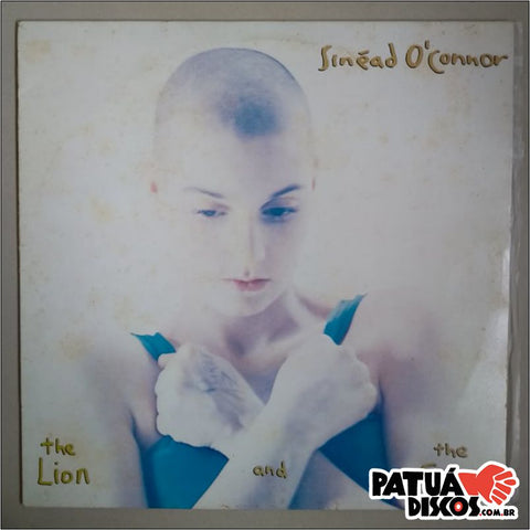 Sinéad O'Connor - The Lion And The Cobra - LP