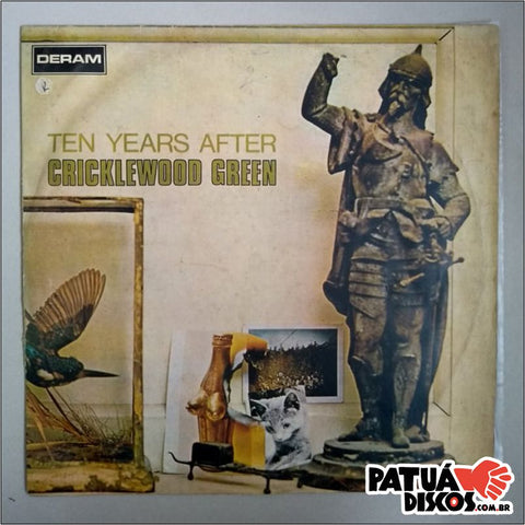 Ten Years After - Cricklewood Green - LP